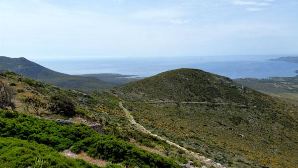 Agia Moni - Agios Georgios - Avlemonas
