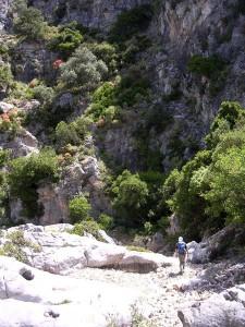 Wandern in Griechenland